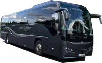 New coach range with  53 reclining seats - Patrick Gallagher Coaches - coach hire Ulster, County Donegal and Northern Ireland